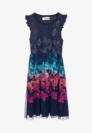 VEST URUAPAN - Cocktail dress / Party dress - navy