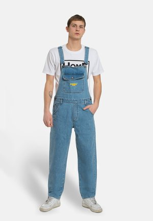 X-TRA BAGGY BIP OVERALL - Dungarees - blue