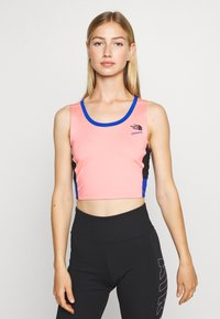 The North Face - EXTREME TANK - Top - miami pink - 0