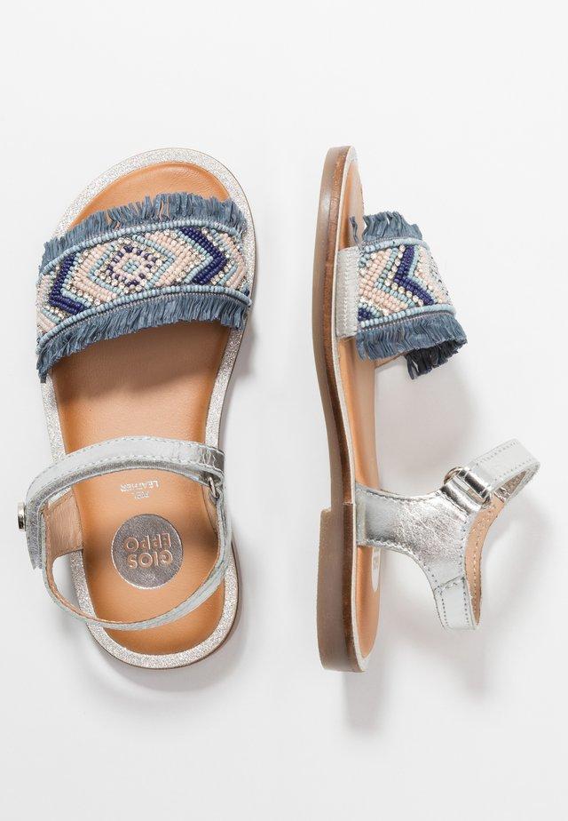 BARASAT - Sandals - blue