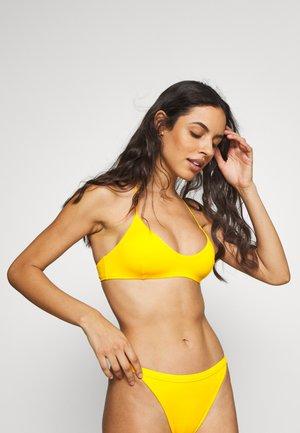 NOVA SWIM - Bikini top - yellow