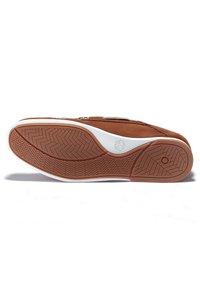 Timberland - Boat shoes - garnet - 3