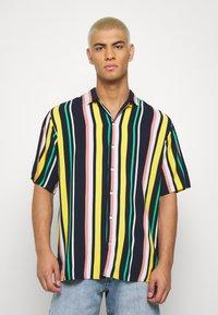 Jack & Jones - JORTEDDY - Camisa - navy blazer - 0