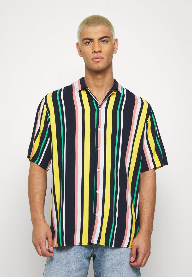 Jack & Jones - JORTEDDY - Camisa - navy blazer