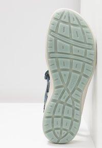 ECCO - CRUISE II - Walking sandals - marine/ice flower - 6