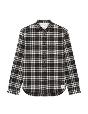 CHECK - Shirt - multi/black