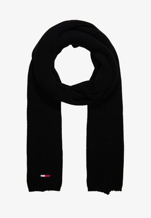 BASIC FLAG SCARF - Šála - black