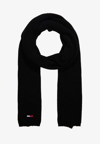BASIC FLAG SCARF - Scarf - black