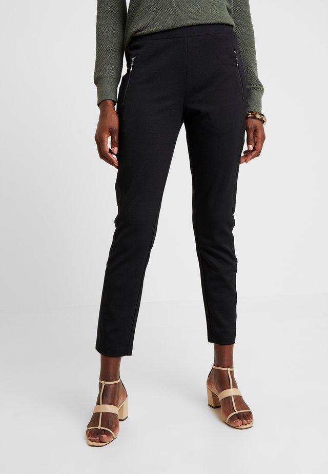 KAGLORIA PANTS - Pantalon classique - black deep