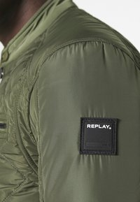 Replay - JACKET - Light jacket - khaki - 5