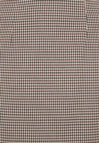 EDITED - EDEN SKIRT - Jupe trapèze - rot/blau - 2