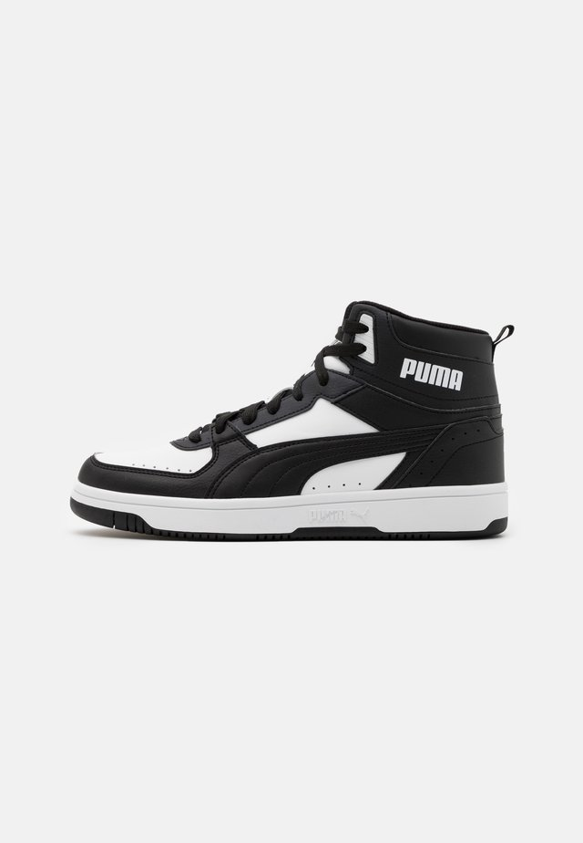 REBOUND JOY UNISEX - Sneakers hoog - black/white