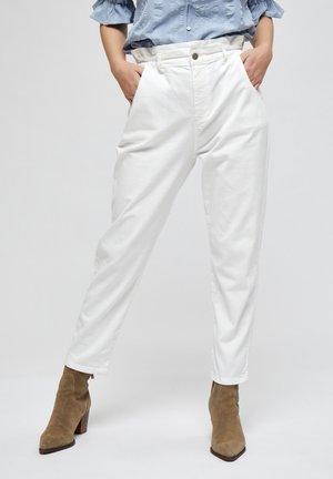 DINA  - Trousers - broken white