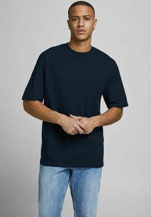 JORBRINK TEE CREW NECK - Basic T-shirt - navy blazer