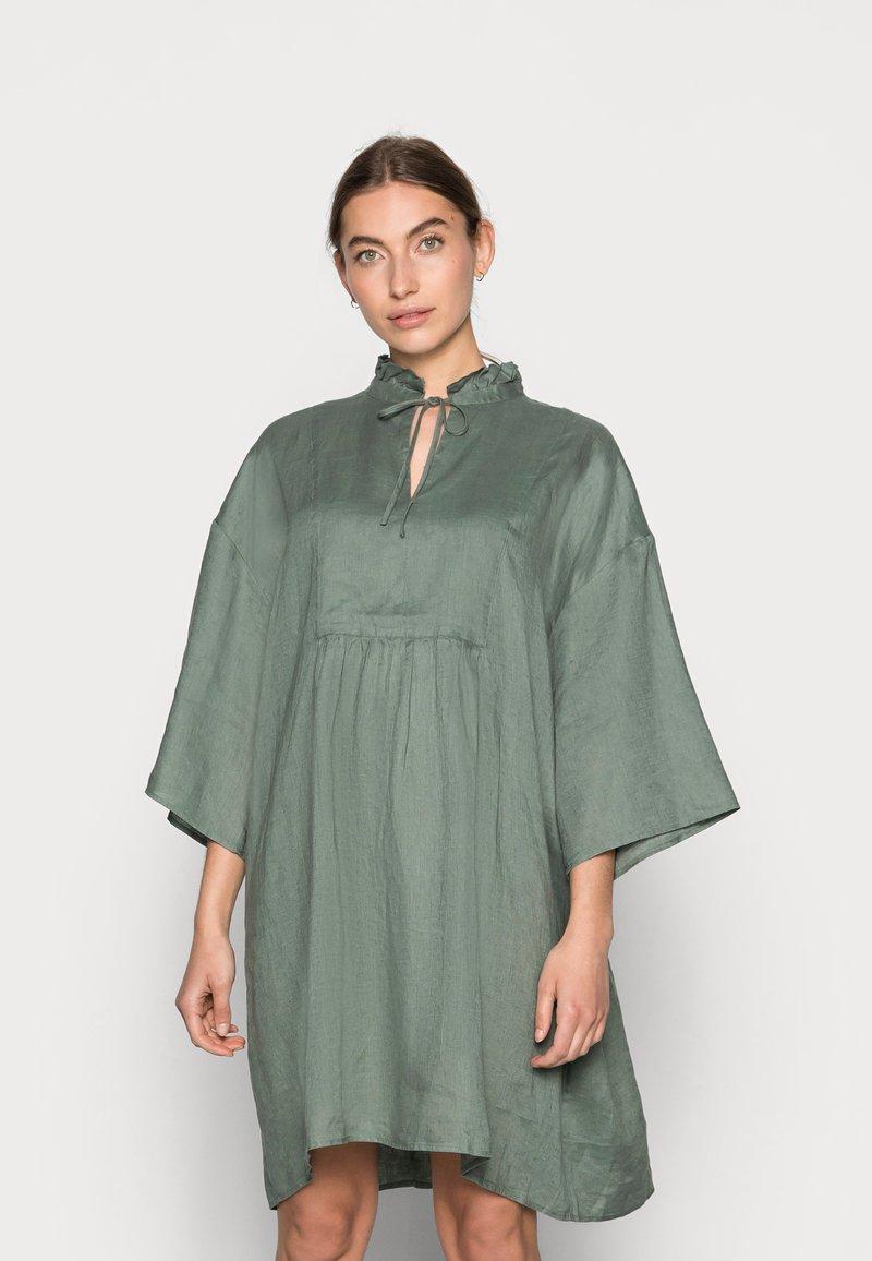 ARKET - Shirt dress - sage green