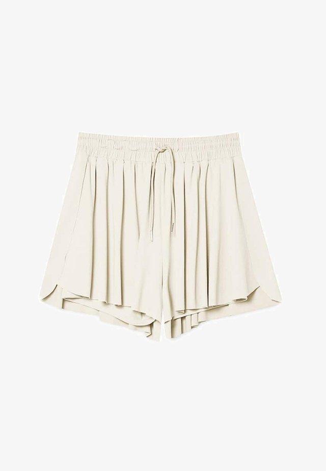 FLIESSENDE - Shorts - white