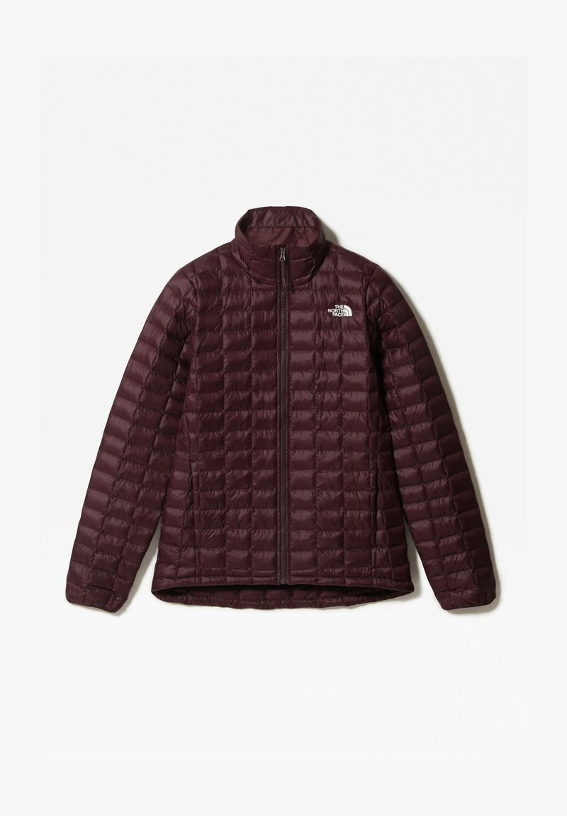The North Face - W THERMOBALL ECO JACKET - EU - Snowboardjakke - root brown matte