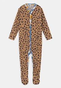 Never Fully Dressed Kids - LUCIA LEOPARD ONSIE UNISEX - Sleep suit - multi-coloured - 0