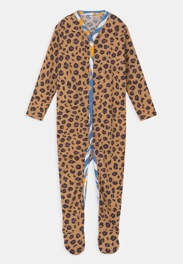 LUCIA LEOPARD ONSIE UNISEX - Sleep suit - multi-coloured