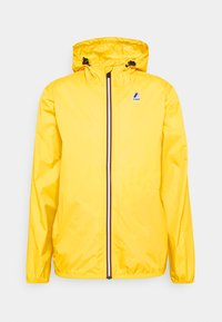K-Way - LE VRAI CLAUDE UNISEX - Waterproof jacket - yellow - 0
