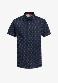 WE Fashion - DESSIN - Overhemd - dark blue - 0