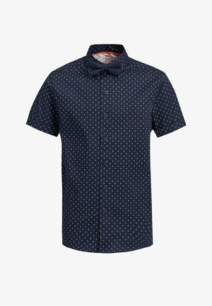 DESSIN - Shirt - dark blue