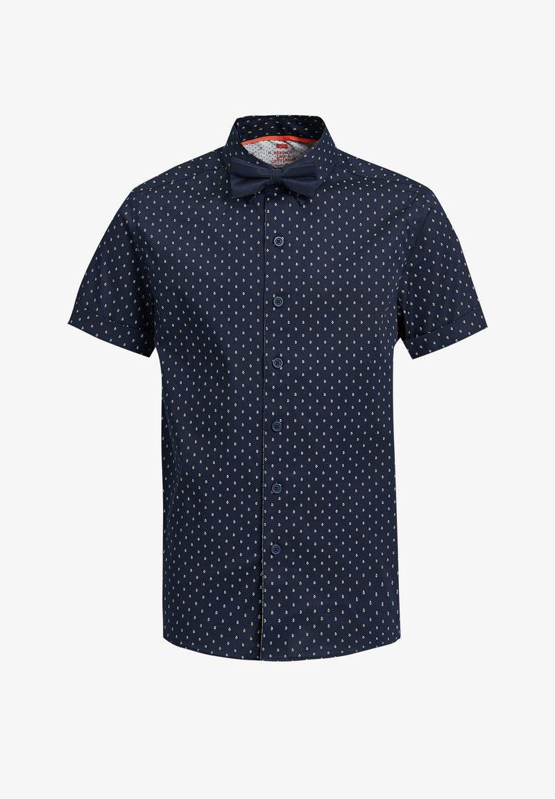 WE Fashion - DESSIN - Overhemd - dark blue