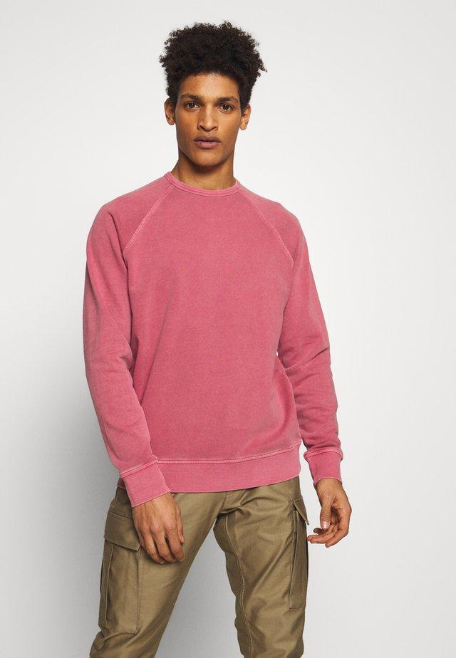 SCHRANK RAGLAN - Sweatshirt - pink