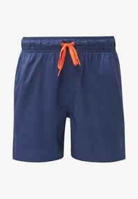 adidas Performance - SOLID TECH SWIM SHORTS - Shorts - blue - 7