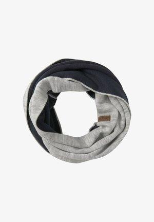 Snood - light soft grey melange