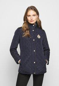 Lauren Ralph Lauren - Krátký kabát - dark navy - 0