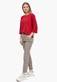 s.Oliver - Sweatshirt - dark red - 1