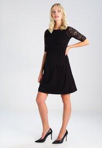 Envie de Fraise - EDWINA - Jerseyklänning - black - 1