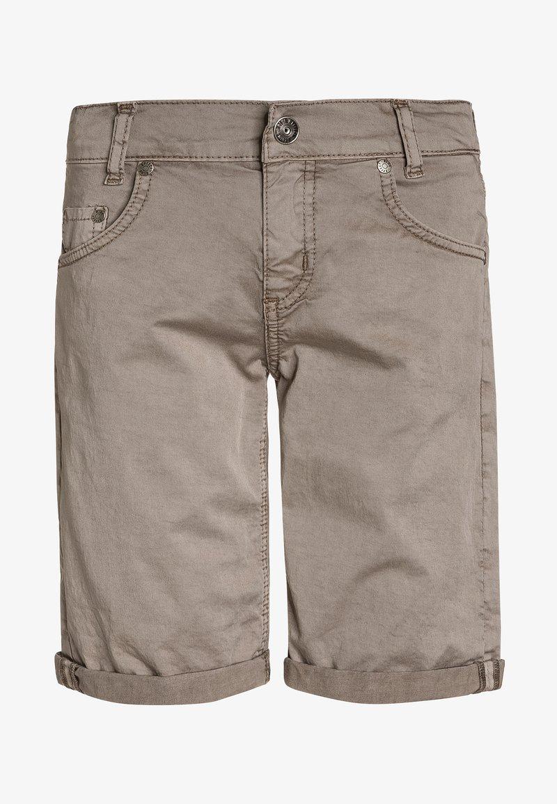 Blue Effect - PAPERTOUCH - Shorts - sand antik