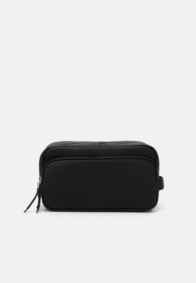 TRAIN TOILETRY - Kosmetiktasche - black