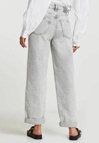 River Island - Straight leg jeans - grey - 2