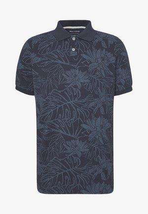 SHORT SLEEVE - Poloshirt - dark blue