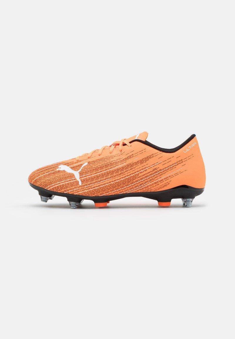 Puma - ULTRA 4.1 MXSG - Screw-in stud football boots - shocking orange/black