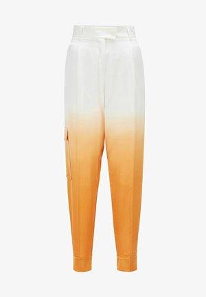 C TAWAKI - Cargo trousers - patterned