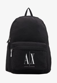 Armani Exchange - BACKPACK - Rucksack - black - 4