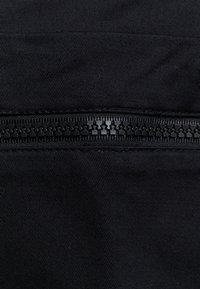 Vintage Supply - MULTI POCKET UTILITY GILET UNISEX - Liivi - black - 2