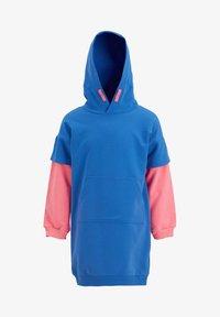 DeFacto - Jersey dress - blue - 0