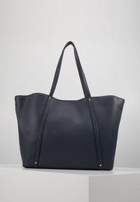Anna Field - SHOPPING BAG / POUCH SET - Shopping bag - dark blue - 2