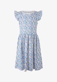 happy girls - Jersey dress - royalblau - 0