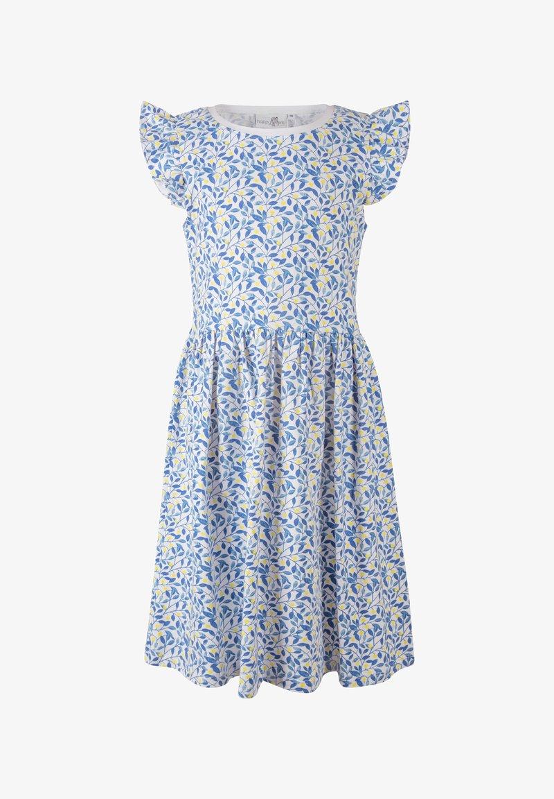 happy girls - Jersey dress - royalblau
