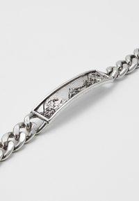 Classics77 - GREAT WAVE CHAIN BRACELET - Bracelet - silver-coloured - 4