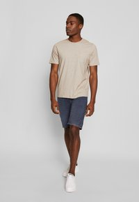 Pepe Jeans - STANLEY - Denim shorts - deep sea - 1