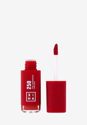 THE LONGWEAR LIPSTICK - Liquid lipstick - 250