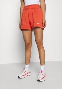Nike Sportswear - TREND - Shorts - mantra orange/white - 0