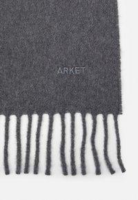 ARKET - SCARF - Scarf - grey dusty - 3